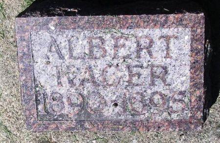 KACER, ALBERT - Howard County, Iowa | ALBERT KACER