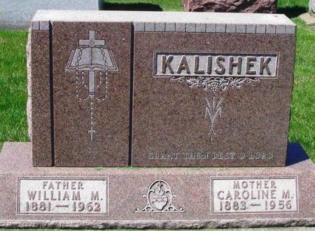 KOVARIK KALISHEK, CAROLINE M. - Howard County, Iowa | CAROLINE M. KOVARIK KALISHEK