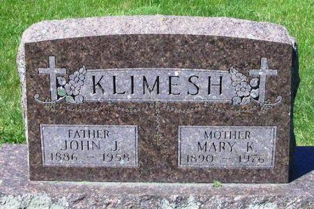 KLIMESH, MARY K. - Howard County, Iowa | MARY K. KLIMESH