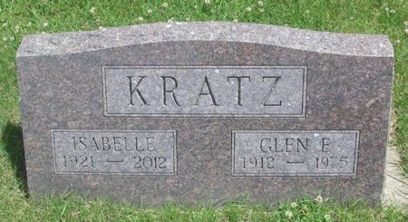 KRATZ, ISABELLE JEAN - Howard County, Iowa | ISABELLE JEAN KRATZ