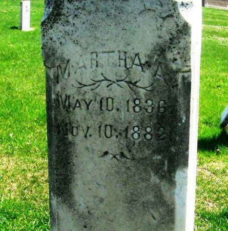 LOUDON, MARTHA A. - Howard County, Iowa | MARTHA A. LOUDON