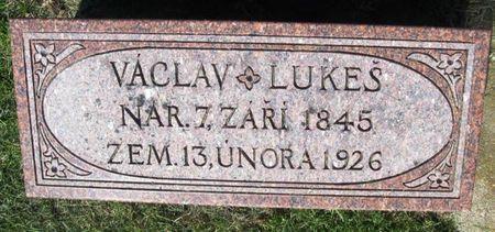 LUKES, VACLAV - Howard County, Iowa | VACLAV LUKES