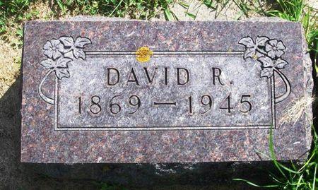 MAURER, DAVID R. - Howard County, Iowa   DAVID R. MAURER