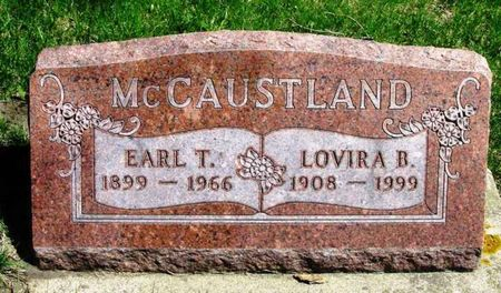 MCCAUSTLAND, LOVIRA B. - Howard County, Iowa | LOVIRA B. MCCAUSTLAND