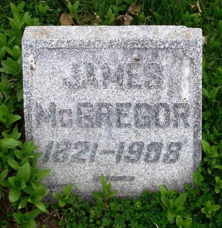 MCGREGOR, JAMES - Howard County, Iowa | JAMES MCGREGOR