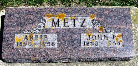 METZ, ABBIE - Howard County, Iowa | ABBIE METZ