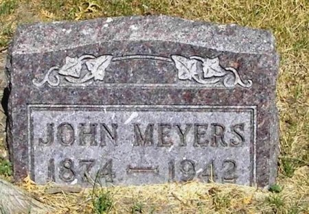 MEYERS, JOHN - Howard County, Iowa | JOHN MEYERS