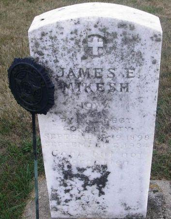 MIKESH, JAMES E. - Howard County, Iowa   JAMES E. MIKESH