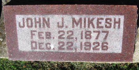MIKESH, JOHN J. - Howard County, Iowa   JOHN J. MIKESH