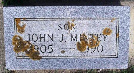 MINTEY, JOHN J - Howard County, Iowa | JOHN J MINTEY