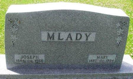 MLADY, MARY A - Howard County, Iowa | MARY A MLADY