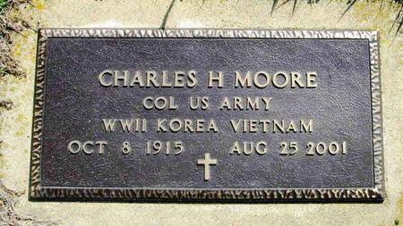 MOORE, CHARLES H. - Howard County, Iowa | CHARLES H. MOORE