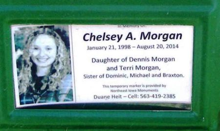 MORGAN, CHELSEY A. - Howard County, Iowa | CHELSEY A. MORGAN