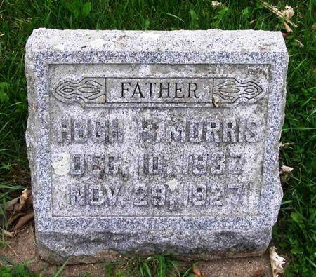 MORRIS, HUGH H. - Howard County, Iowa | HUGH H. MORRIS