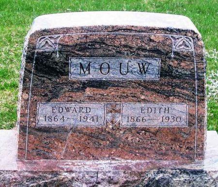 MOUW, EDWARD - Howard County, Iowa   EDWARD MOUW
