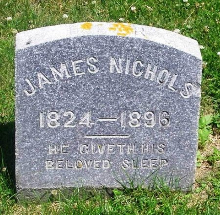 NICHOLS, JAMES - Howard County, Iowa | JAMES NICHOLS
