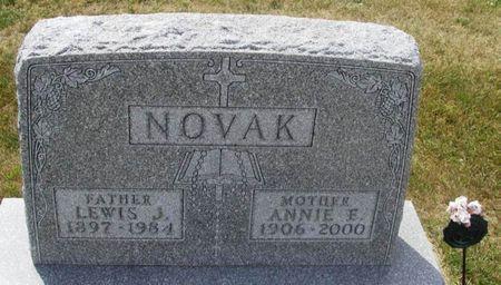 NOVAK, ANNIE E. - Howard County, Iowa | ANNIE E. NOVAK
