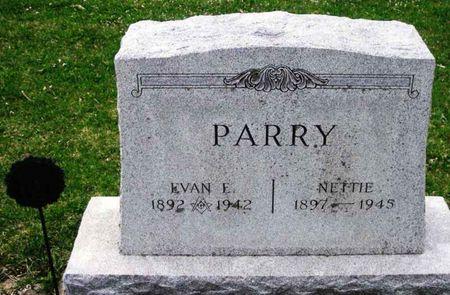 PARRY, EVAN E. - Howard County, Iowa   EVAN E. PARRY