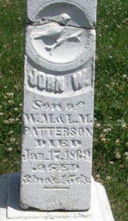 PATTERSON, JOHN W. - Howard County, Iowa | JOHN W. PATTERSON