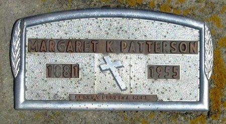 PATTERSON, MARGARET K - Howard County, Iowa | MARGARET K PATTERSON