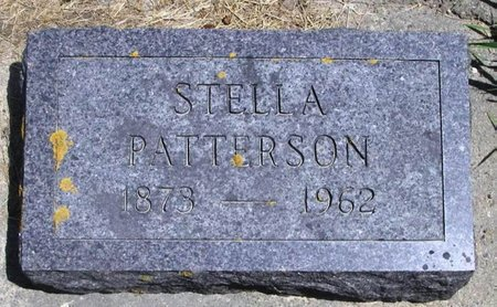 PATTERSON, STELLA - Howard County, Iowa | STELLA PATTERSON