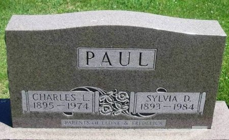 PAUL, CHARLES L. - Howard County, Iowa | CHARLES L. PAUL