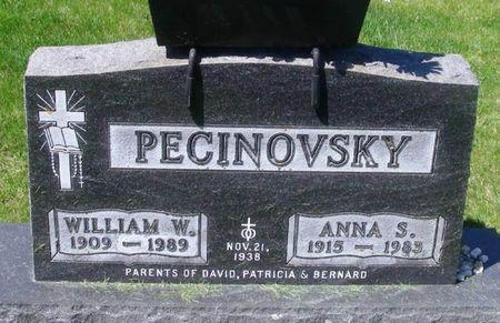 PECINOVSKY, ANNA S. - Howard County, Iowa | ANNA S. PECINOVSKY