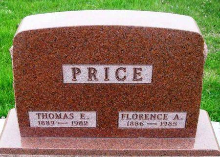 PRICE, THOMAS E. - Howard County, Iowa | THOMAS E. PRICE