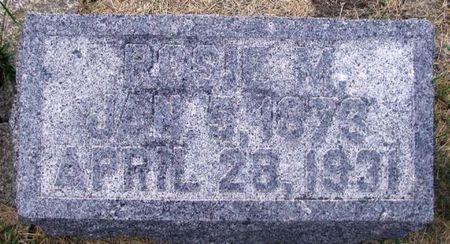 MALEK RANDAK, ROSIE M. - Howard County, Iowa | ROSIE M. MALEK RANDAK