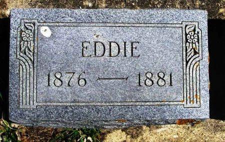 ROBERTS, EDDIE - Howard County, Iowa   EDDIE ROBERTS
