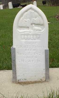 ROBERTS, ROBERT - Howard County, Iowa | ROBERT ROBERTS