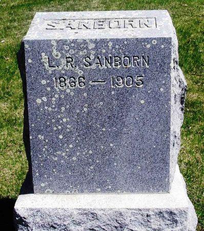 SANBORN, L. R. - Howard County, Iowa   L. R. SANBORN