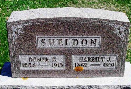 SHELDON, HARRIET J. - Howard County, Iowa | HARRIET J. SHELDON
