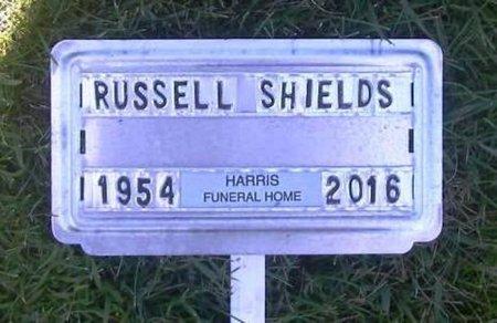 SHIELDS, RUSSELL G. - Howard County, Iowa   RUSSELL G. SHIELDS