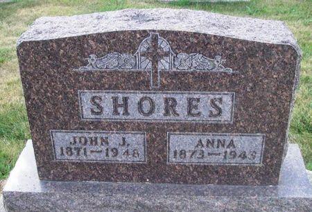 MILOTA SHORES, ANNA - Howard County, Iowa | ANNA MILOTA SHORES