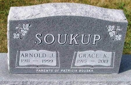 SOUKUP, GRACE KATHRYN - Howard County, Iowa   GRACE KATHRYN SOUKUP