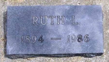 STINTZI, RUTH L. - Howard County, Iowa   RUTH L. STINTZI