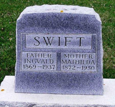 SWIFT, MATHILDA - Howard County, Iowa   MATHILDA SWIFT
