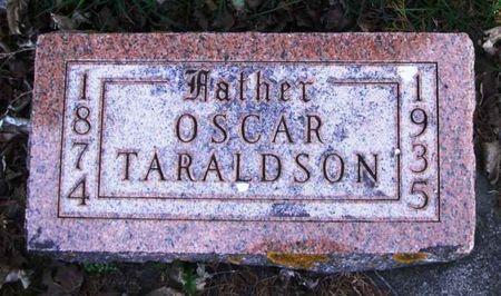 TARALDSON, OSCAR - Howard County, Iowa | OSCAR TARALDSON