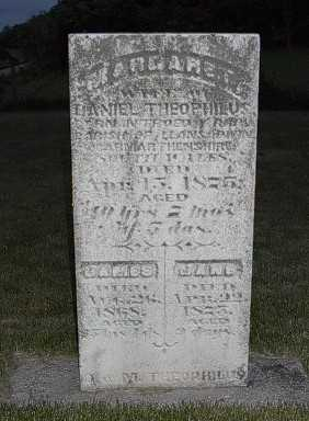 THEOPHILUS, JANE - Howard County, Iowa | JANE THEOPHILUS