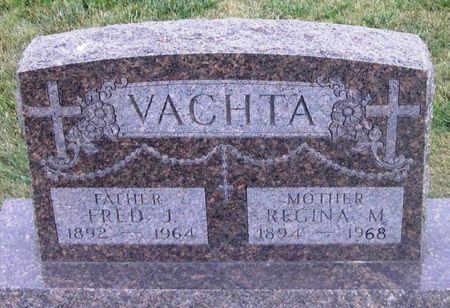 SOBOLIK VACHTA, REGINA M. - Howard County, Iowa   REGINA M. SOBOLIK VACHTA
