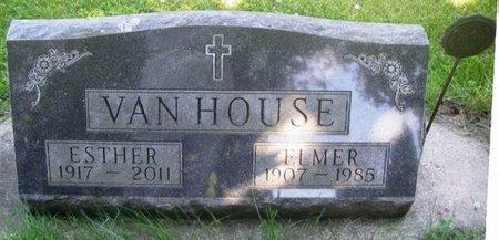 BESTERFELDT VAN HOUSE, ESTHER MARIE - Howard County, Iowa | ESTHER MARIE BESTERFELDT VAN HOUSE