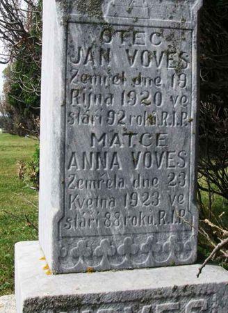 VOVES, JAN - Howard County, Iowa | JAN VOVES