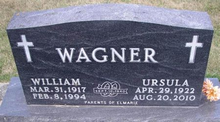KALISHEK WAGNER, URSULA - Howard County, Iowa   URSULA KALISHEK WAGNER