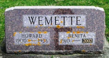 WEMETTE, HOWARD - Howard County, Iowa | HOWARD WEMETTE
