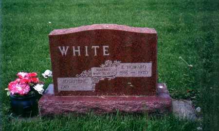 WHITE-BRANNAN, JOSEPHINE - Howard County, Iowa | JOSEPHINE WHITE-BRANNAN