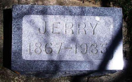 WILLIAMS, JERRY - Howard County, Iowa   JERRY WILLIAMS