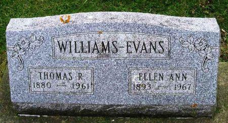 WILLIAMS, THOMAS R. - Howard County, Iowa | THOMAS R. WILLIAMS