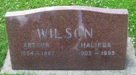 WILSON, ARTHUR - Howard County, Iowa | ARTHUR WILSON