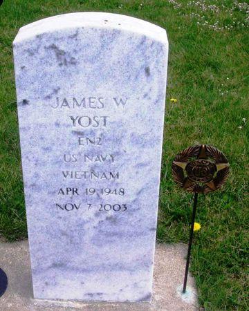 YOST, JAMES W. - Howard County, Iowa | JAMES W. YOST